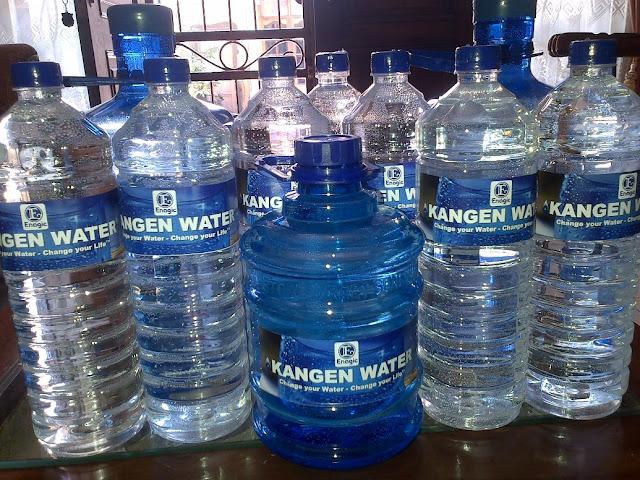 BPOM Batam: Segera Tindak Produsen 'Kangen Water' di Batam
