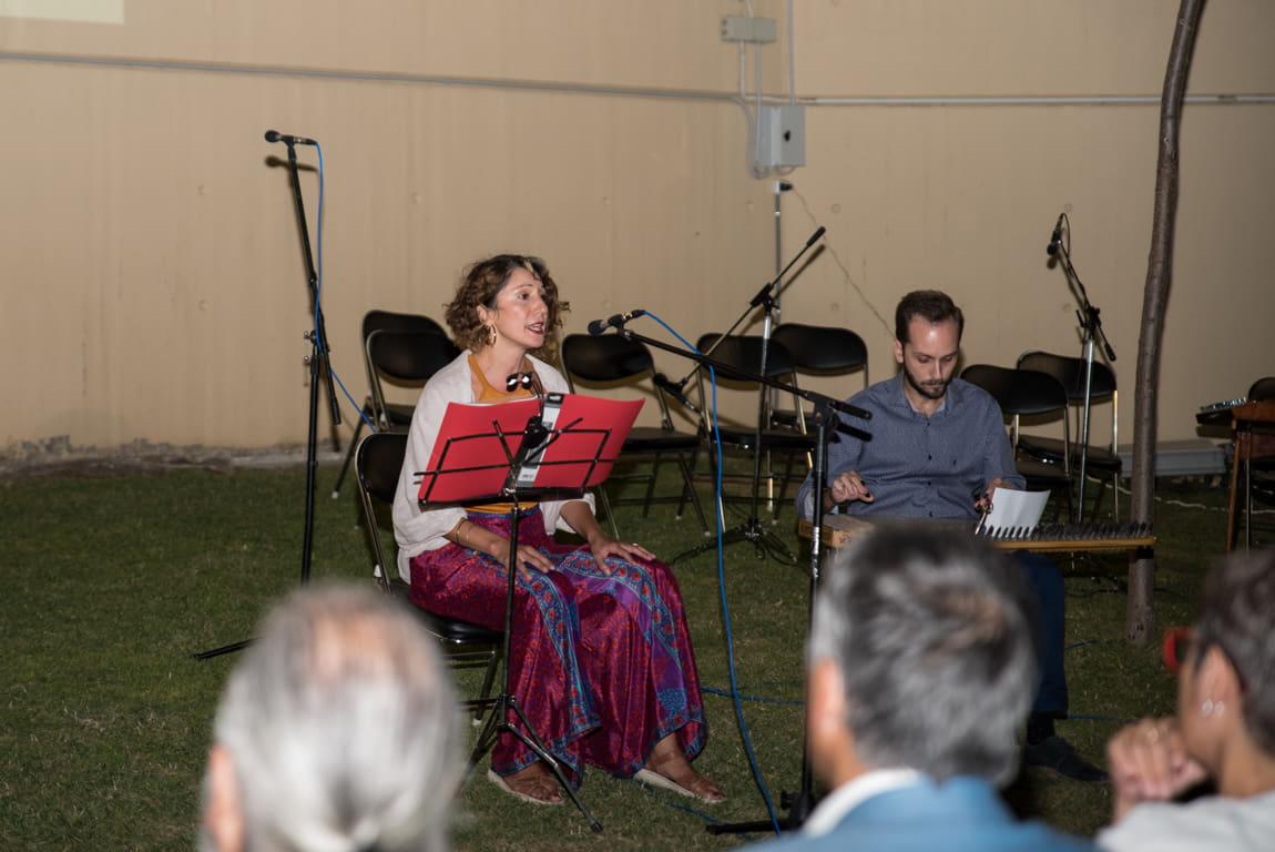 Με επιτυχία πραγματοποιήθηκε η μουσική παράσταση «Ταξίδι στην Ανατολή» στο Διαχρονικό Μουσείο Λάρισας