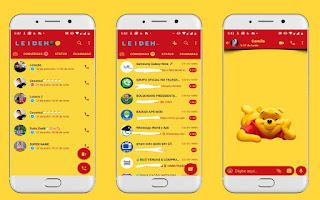 Pooh Theme For YOWhatsApp & Fouad WhatsApp By Leidiane