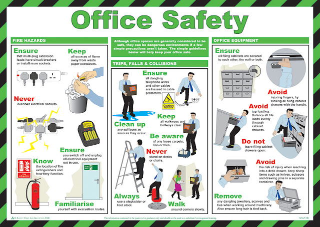 Office Safety Tips