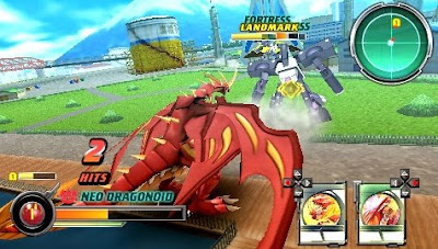 Download Bakugan Battle Brawlers PSP Iso Highly Compressed