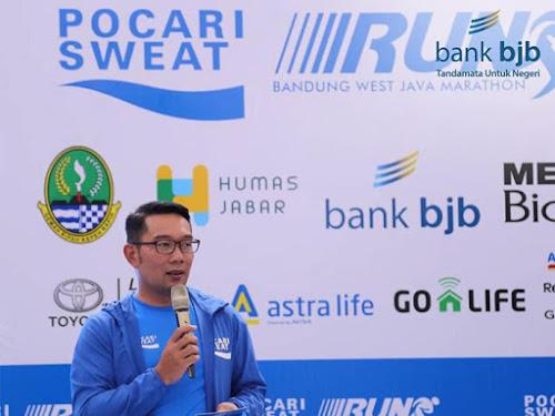 Pocari Sweat Run Bandung West Java Marathon 2019
