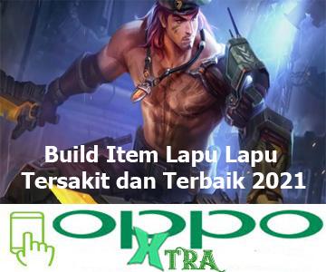 Build Item Lapu Lapu Tersakit dan Terbaik 2021