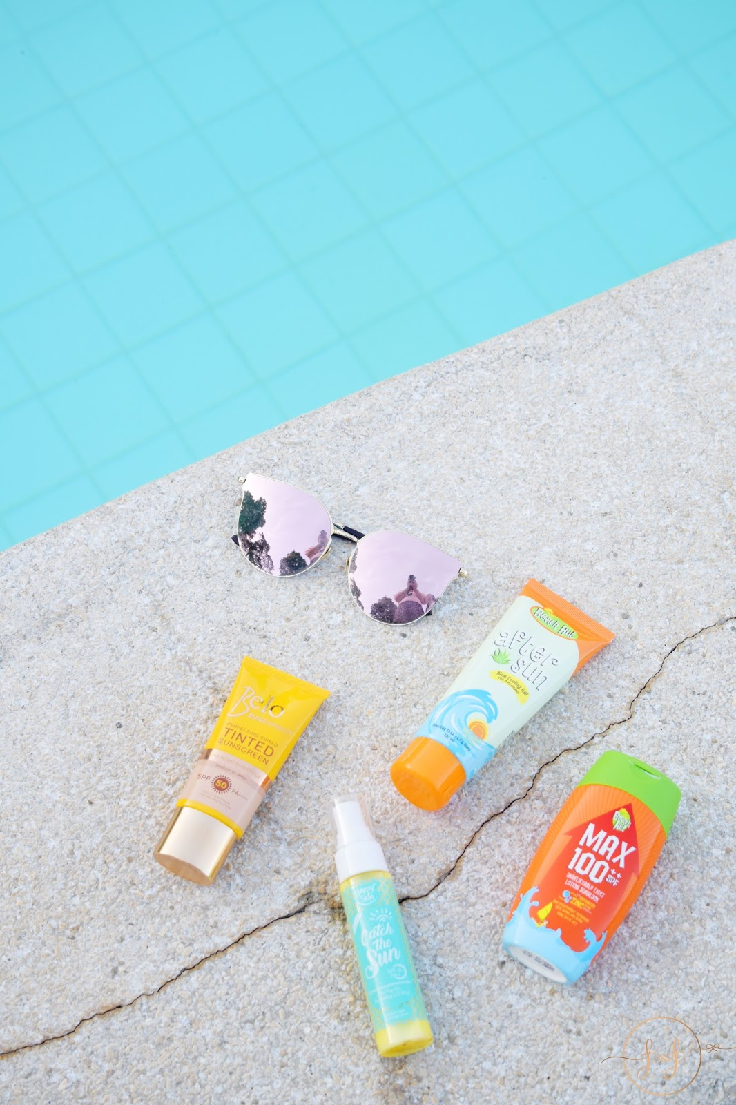 Beauty Products I Used on Rotation This Summer