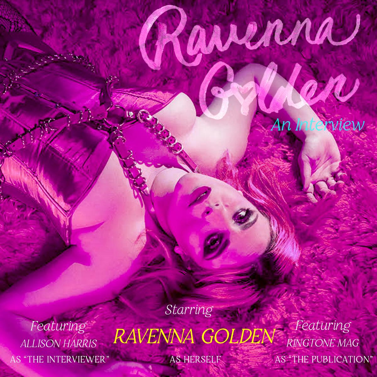 """PREMIERE: Ravenna Golden's """"Girlfriend Sucks"""" Embodies Her Music's Pop-Punk Roots"""