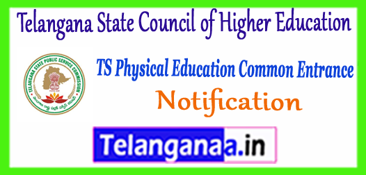 TS PECET Telangana State Council of Higher Education 2018 Notification Application