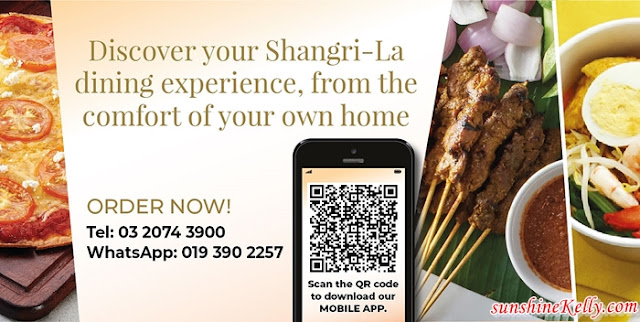 Discover Your Shangri-La Dining Experience, Shang Palace, Shangri-La Hotel Kuala Lumpur, Movement Control Order, MCO,   Lemon Garden, Zipangu, Shang Palace, Shangri-La Hotel Kuala Lumpur, Delivery Service, Food Delivery, Food