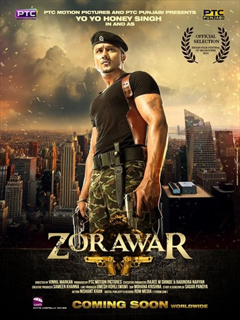 Download Zorawar 2016 Punjabi pDVDRip 700MB
