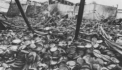 El incendio de la bóveda de Fox en 1937