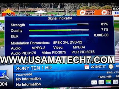 GX6605s 5815 V4.1 NEW SOFTWARE DOWNLOAD SONY PKG OK
