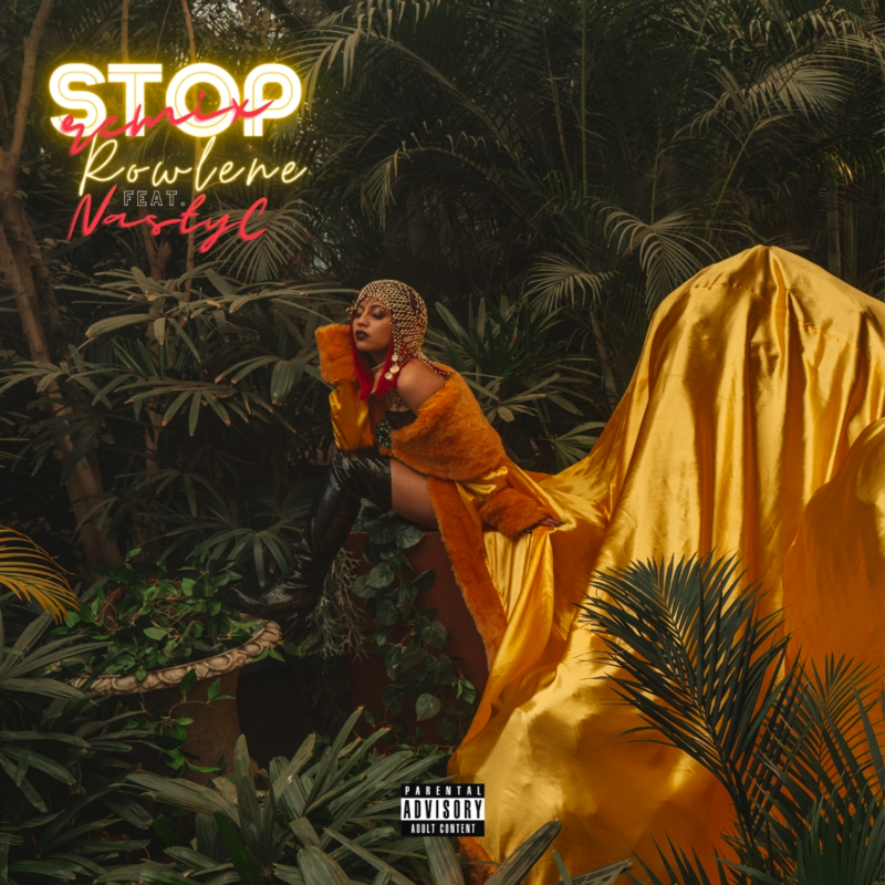 "Rowlene ft. Nasty C – ""Stop"" (Remix) #Arewapublisize"