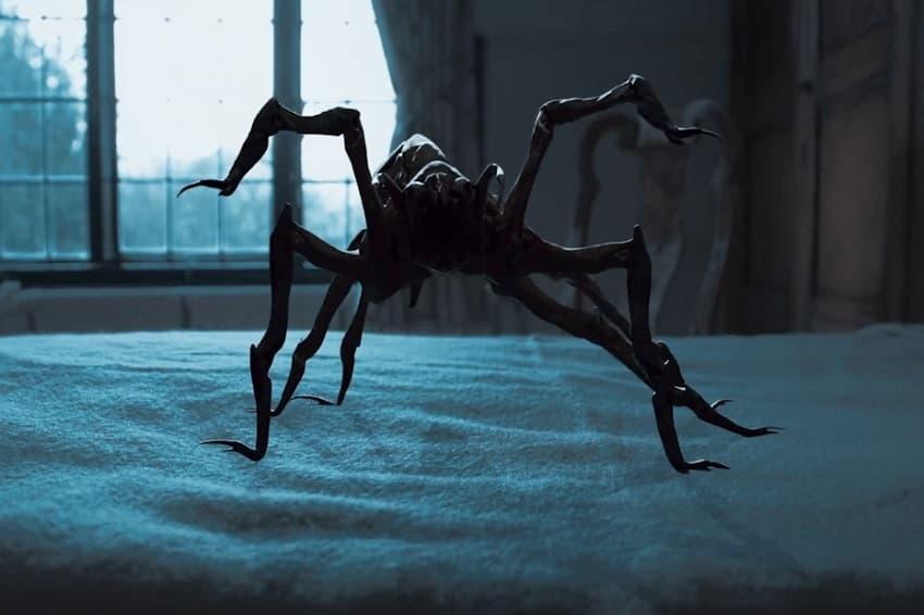 ITN Distribution показала трейлер британского фильма ужасов Spider in the Attic