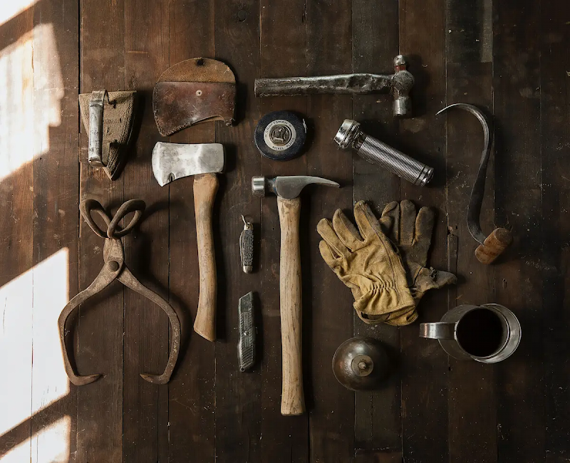 an image of tools