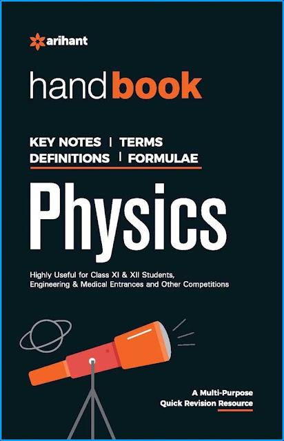 Download Arihant Physics HandBook Pdf