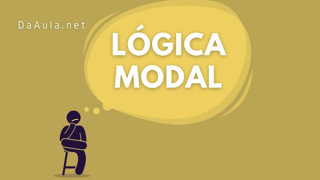 O que é Lógica modal