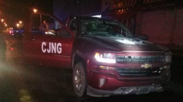 El CJNG llega con todo el poderío a Hidalgo , ejecuta, deja narcomensaje y volante recompensa de 500 mil pesos por cada extorsionador