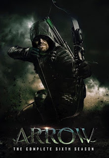 Arrow: Season 6, Episode 22