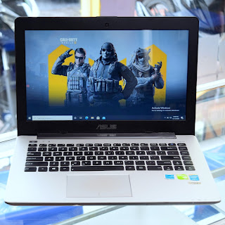 Jual Laptop Gaming ASUS A451LB Core i5 Double VGA