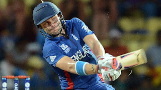Luke Wright 76 - England vs New Zealand 17th Match ICC World T20 2012 Highlights