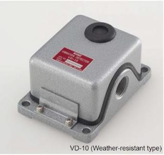 Tokyo Keiki Vibration Detector VD-10