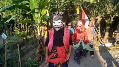 Cepetan Kesenian Tari Legendaris dari Prapaglor, Pituruh
