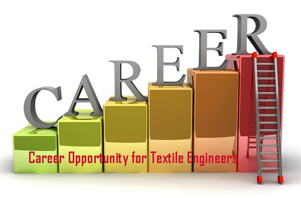 The progress and actions taken by a person throughout a lifetime Career Opportunity for Textile Engineers in Bangladesh
