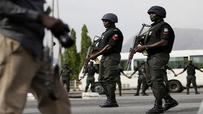 Security operatives arrest six robbery/kidnap suspects,recover locally-made guns