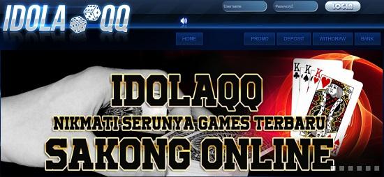 IdolaQQ Situs Agen Judi Poker BandarQ Domino QQ Online Terpercaya
