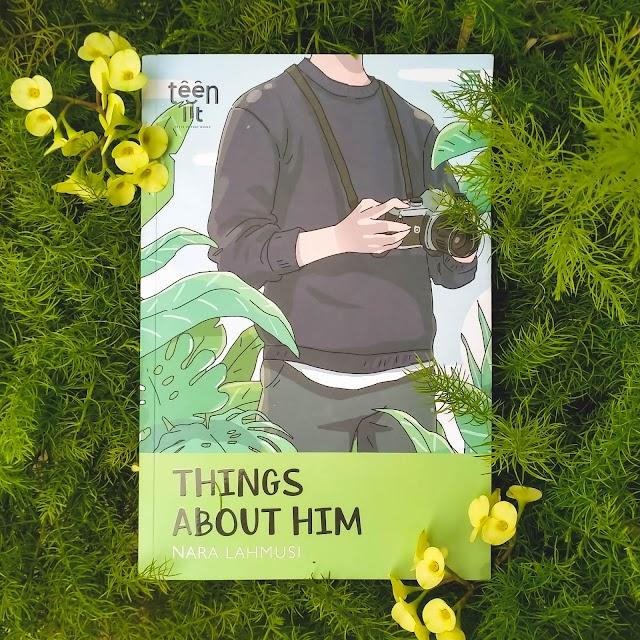 Things About Jason ehh maksudnya Things About Him
