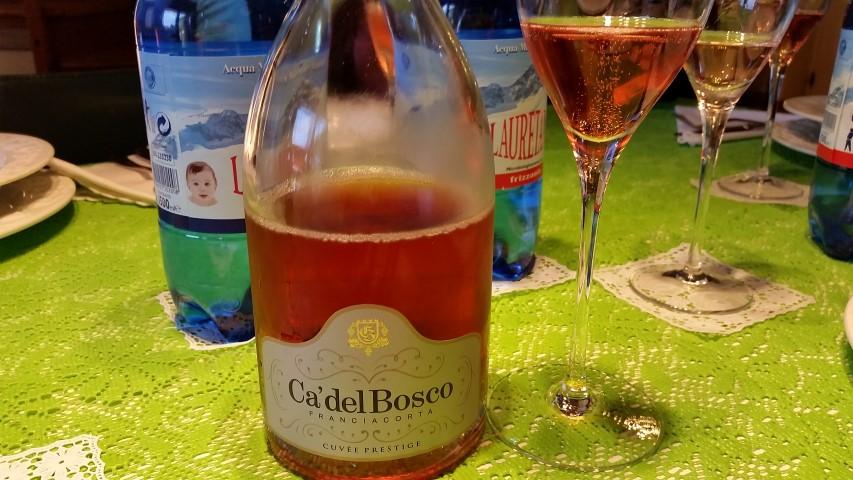 Cà del Bosco rosé