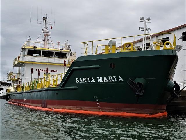 Navio ecológico faz sua primeira viagem a Fernando de Noronha