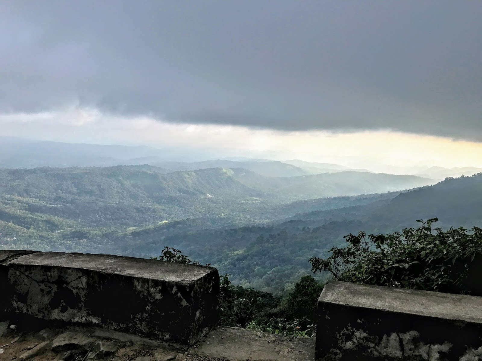 National Park View Point, Munnar