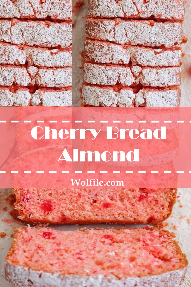 Cherry Bread Almond