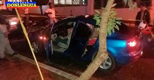 Mujer murió envenenada con el humo de su propio carro en Maracay
