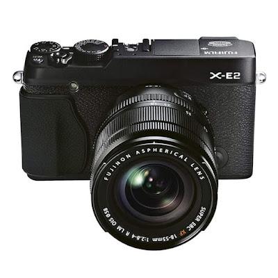 Fujifilm X-E2 Mirrorless Digital Camera Firmware Full Driversをダウンロード