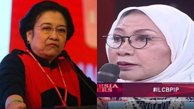 Bicara Menggebu-gebu, Ratna Sarumpaet: Ibu Megawati Itu Provokator Amandemen