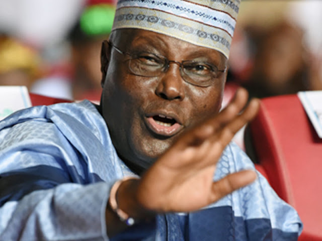 Image result for Atiku Rejects Election Results, To Seek Redress In Court