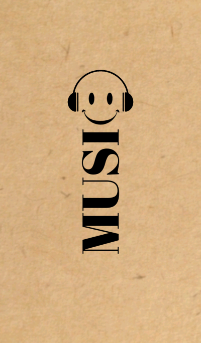 MUSIC SMILE Craft x Black