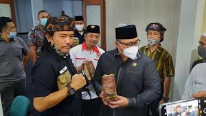 Bang Japar Indonesia   (BJI) adakan Audiensi dengan DPRD Kabupaten Sukabumi