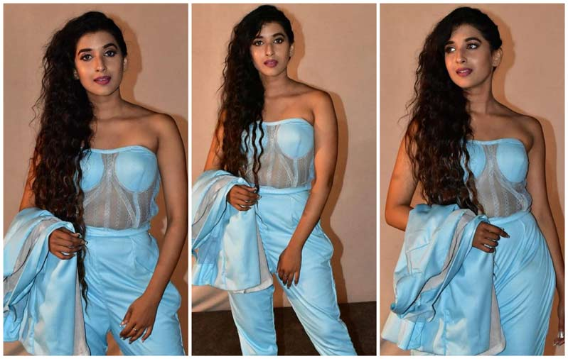 Divyaa Mohanty Goes Bold In Sensual Sky Blue Dress, See Her Oozing Oomph In These Pics