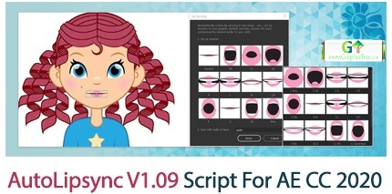 Auto Lip-Sync v1.09[Aescripts][After Effects][Plugin]
