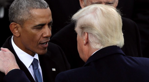 Obama Mocked Trump's Political Ambitions. Trump Spent His First Year Dismantling Obama's Legacy
