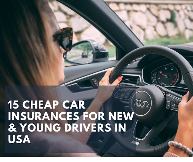 Car Insurances for New & Young Drivers in USA