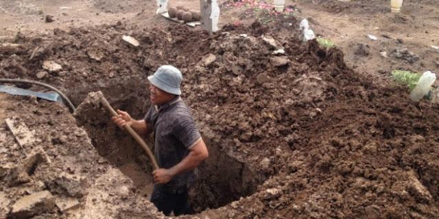 Kisah Nyata Penggali Kubur Lihat Azab Orang Meninggal