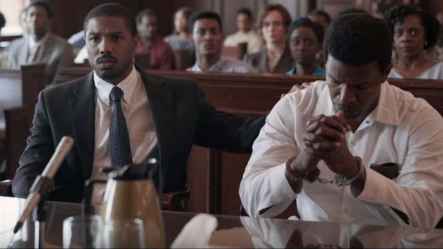 "Watch: 'Just Mercy"" Trailer Starring Michael B. Jordan and Jamie Foxx"