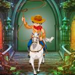 G4K Cowboy Rescue 2 Game