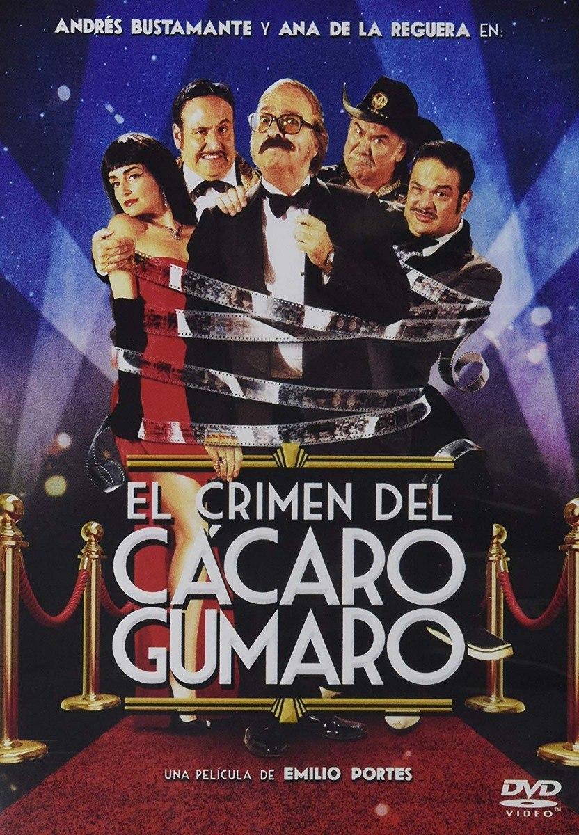 El crimen del cácaro Gumaro [2014] [DVDR] [NTSC] [Latino]