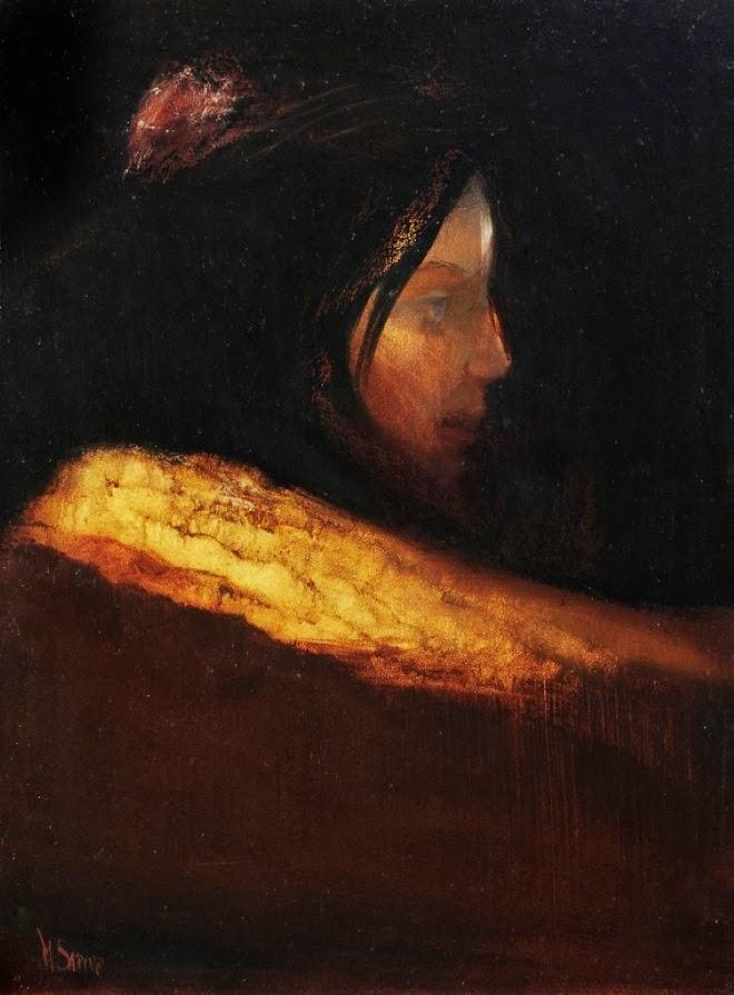 Американский художник. Maurice Sapiro