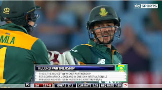 Quinton de Kock 135 - Hashim Amla 127 - South Africa vs England 3rd ODI 2016 Highlights