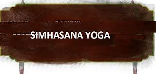 Simhasana yoga